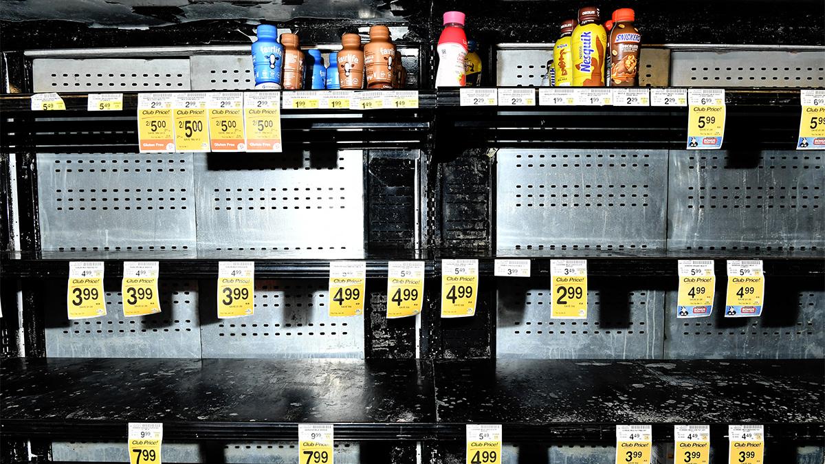 在不可预测的世界中预测消费者需求